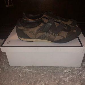 Women's Coach Barrett Sneakers with box